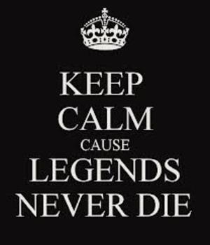 Legend Hero Poster