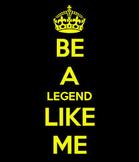 Legend Heroine Poster