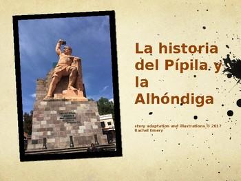 Legend of El Pípila, Guanajuato, Mexican Independence