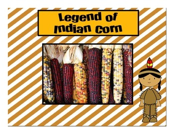 Legend of Indian Corn
