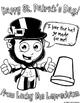 Legend of Lucky the Leprechaun's Shrinking Hat Companion Book