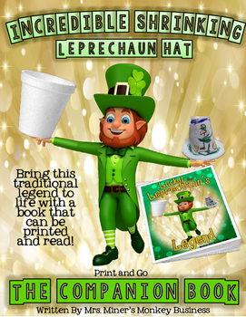 Legend of Lucky the Leprechaun's Shrinking Hat Companion Book