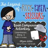 Legend of Rock Paper Scissors Book Companion Activities
