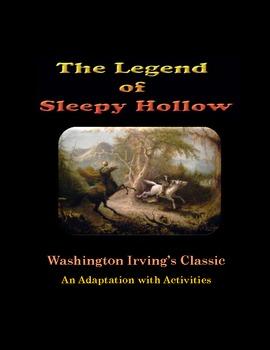 Legend of Sleepy Hollow: Adaptation and Activities
