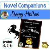 Legend of Sleepy Hollow: Book Companion & Non-Fiction Passages & Printables