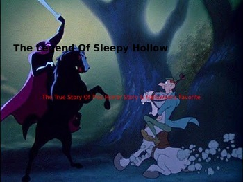 Legend of Sleepy Hollow - Power Point - History Facts Info