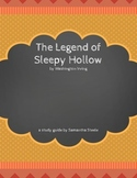 Legend of Sleepy Hollow Study Guide (common core based)