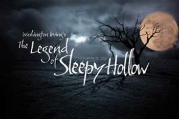 Legend of Sleepy Hollow Vocabulary Activity