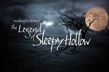Legend of Sleepy Hollow Vocabulary Activity