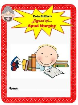 Legend of Spud Murphy Book Club Packet