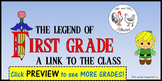 Legend of Your Grade Level {PK-6} - A Link to the Class Po