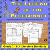 Legend of the Bluebonnet Literature Standards Support Pages