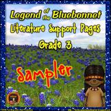 Legend of the Bluebonnet Literature Standards Support Work