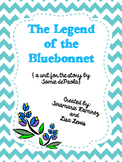 Legend of the Bluebonnet~a One Week Reading Unit for the story by Tomie dePaola