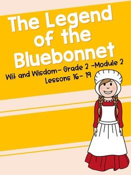 Legend of the Bluebonnet (Wit and Wisdom Grade 2 Module 2 Lessons 16-19)