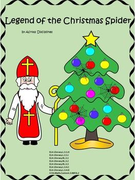 innovative design e18da 5fca6 The Legend Of The Christmas Tree Worksheets & Teaching ...