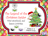 Christmas ELA - Legend of the Christmas Spider Story & Activities