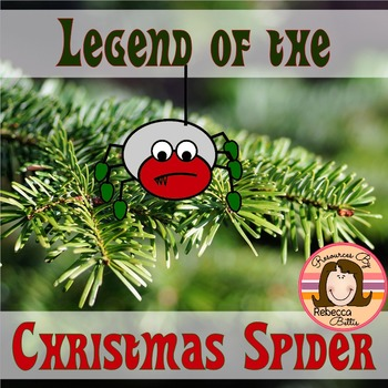 the latest e8b6b 2f25a Legend of the Christmas Spider