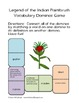 The Legend of the Indian Paintbrush COMMON CORE Literacy Pack