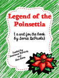 Legend of the Poinsettia~a One Week Reading Unit for the story by Tomie dePaola