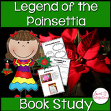 LEGEND OF THE POINSETTIA BY TOMIE DePAOLA   Book Study and