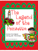 Legend of the Poinsettia Literacy Unit