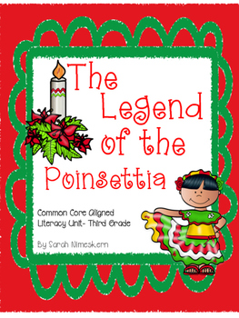 Legend of the Poinsettia Literacy Unit