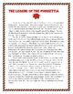 The Legend of the Poinsettia- Christmas SUB Plan-English & Spanish Activities