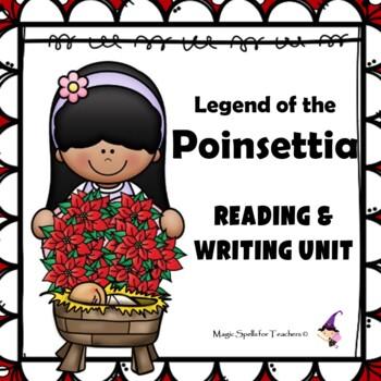 Legend of the Poinsettia - Lit Mini Unit