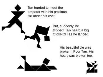Legend of the Tangram