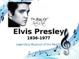 Legendary Musician of the Month: Elvis Presley