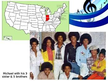 Legendary Musician of the Month: Michael Jackson