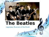 Legendary Musician of the Month: The Beatles