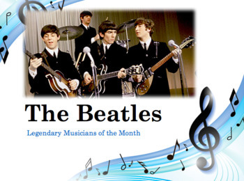 Legendary Musicians of the Month: Bundle!