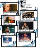 Legendary Musicians of the Month: Bundle!