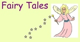 Legends, Myths, Fairy Tales, Fables, & Tall Tales - Smartboard