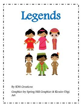 Legends: Reading Unit
