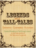 Legends and Tall Tales Introductory Unit