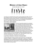Legends in Dance  History of American Jazz Dance Genre - UPDATED