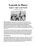 Legends in Dance -Luigi