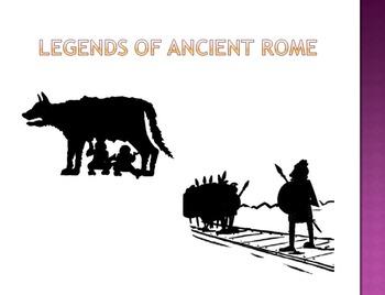 Legends of Ancient Rome