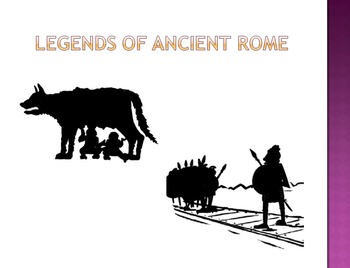 Legends of Ancient Rome