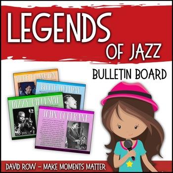 Legends of Jazz - Music Bulletin Board