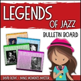 Legends of Jazz - Music Bulletin Board