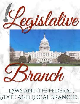 Legislative Branch-Congress, Government, Activities, Simulation, Laws, Hands-on
