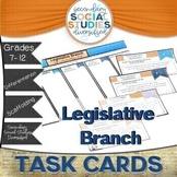 Legislative Branch of Government | Differentiated Task Car