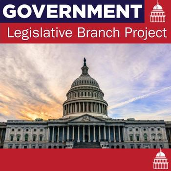 Legislative Branch Menu Project