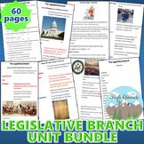 Legislative Branch Unit (Government) *Unit Bundle*
