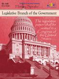 Legislative Branch of the Government