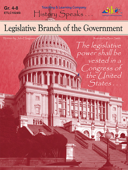 Legislative Branch of the Government